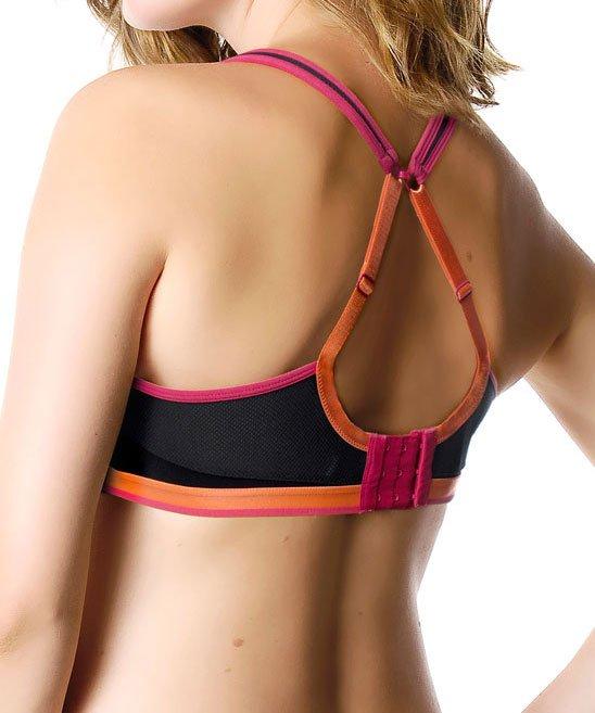 478902d18d Activate Nursing Sports bra (Black) by Hot Milk - Maternity Bras ...