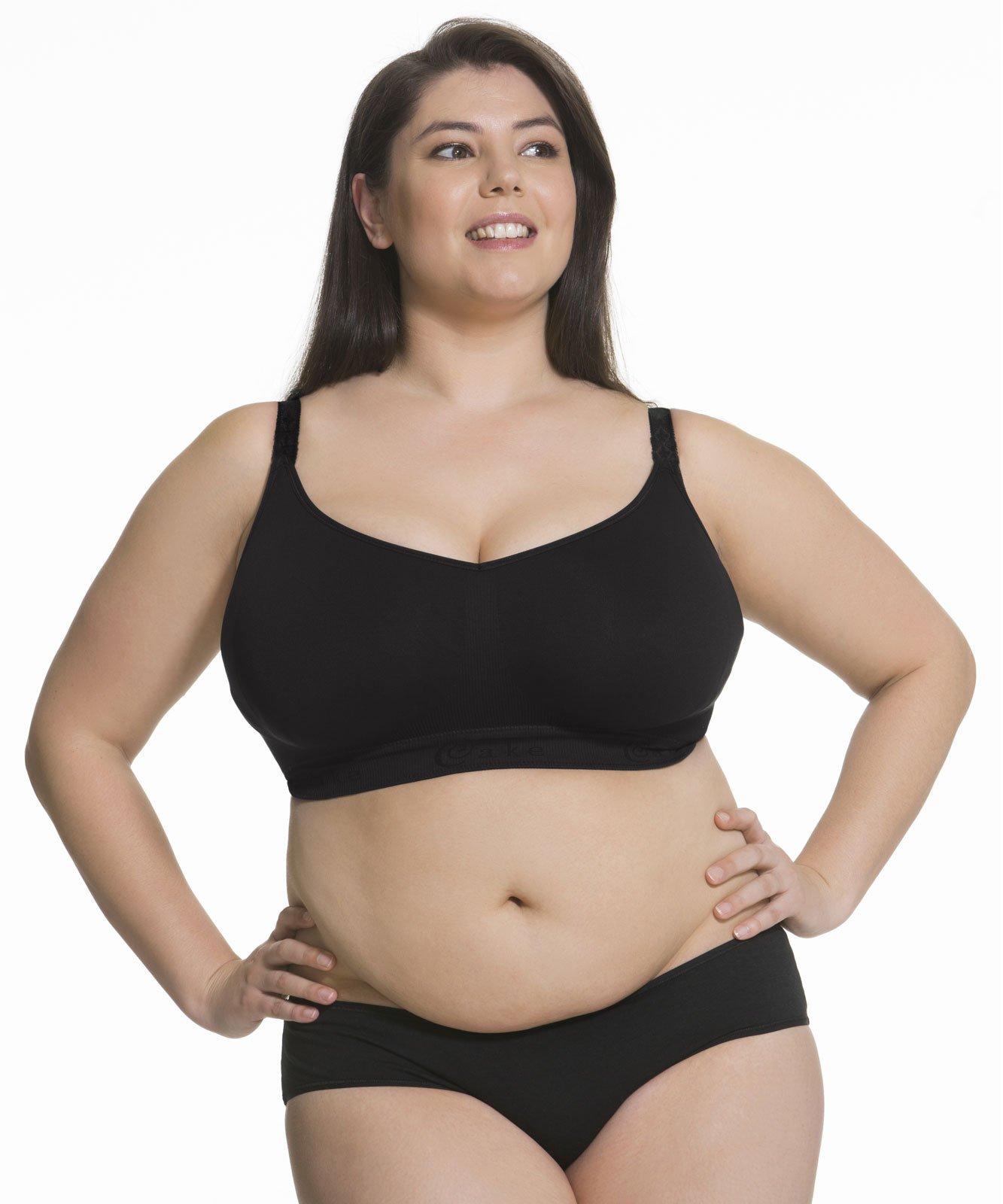9a95403275 Sugar Candy Non-wired bra (Black) by Cake - Non-Underwired bras ...