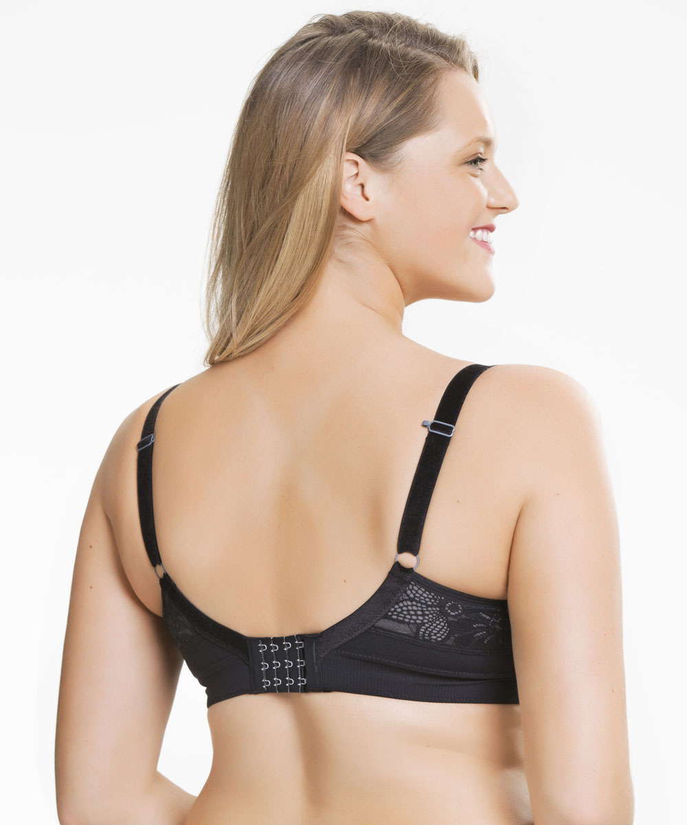 bd234701f9 Sugar Candy Luxe (Black) by Cake - Non-Underwired bras