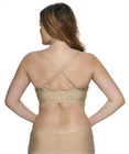 Luxe Strapless (Nude) by Curvy Kate